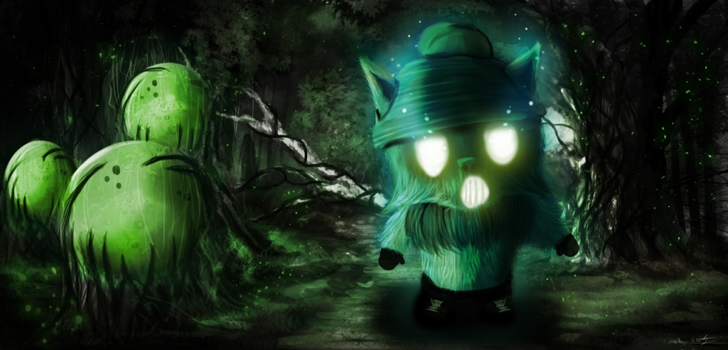 Ghostly Teemo