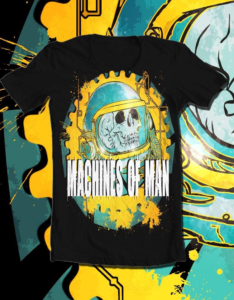 Machines of man 1