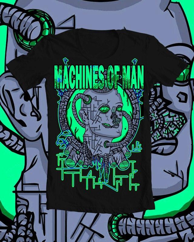 Machines of Man 2